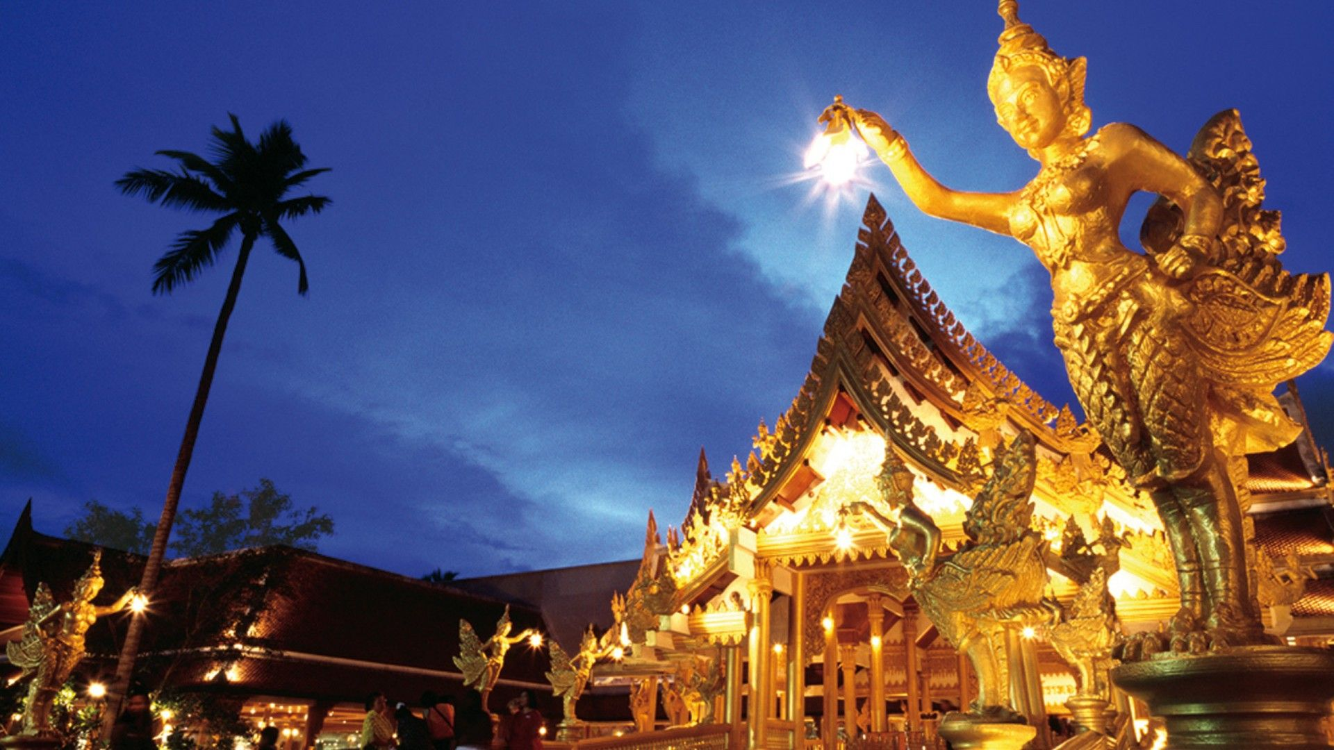 Enjoy The Wonderful Scenic Beauty In Thailand