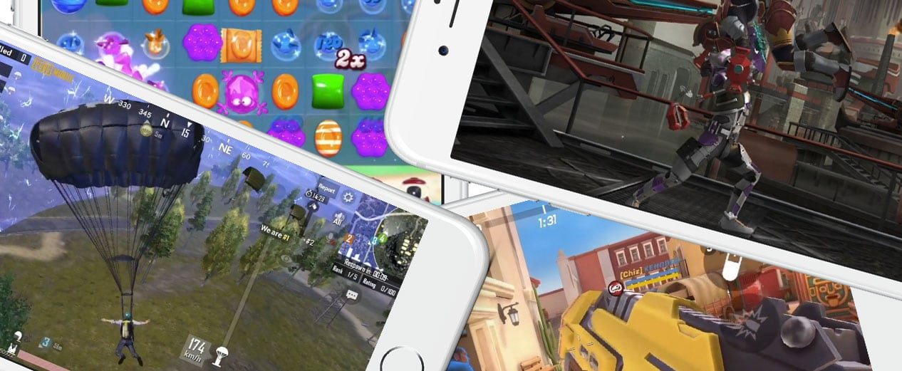 Mobile Games Cheats helps you to dominate the game