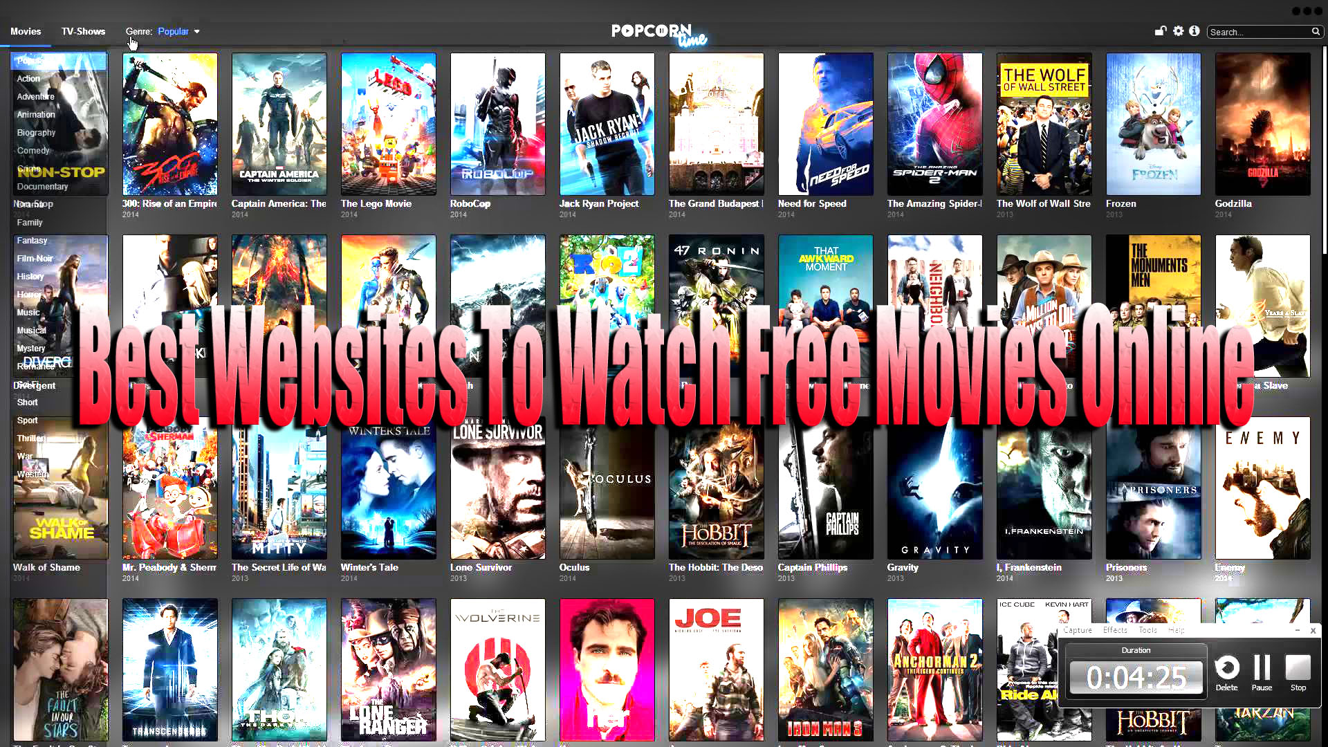 Everyone can watch movies online for free (ดู หนัง ออนไลน์ ฟรี) with 4K HD quality