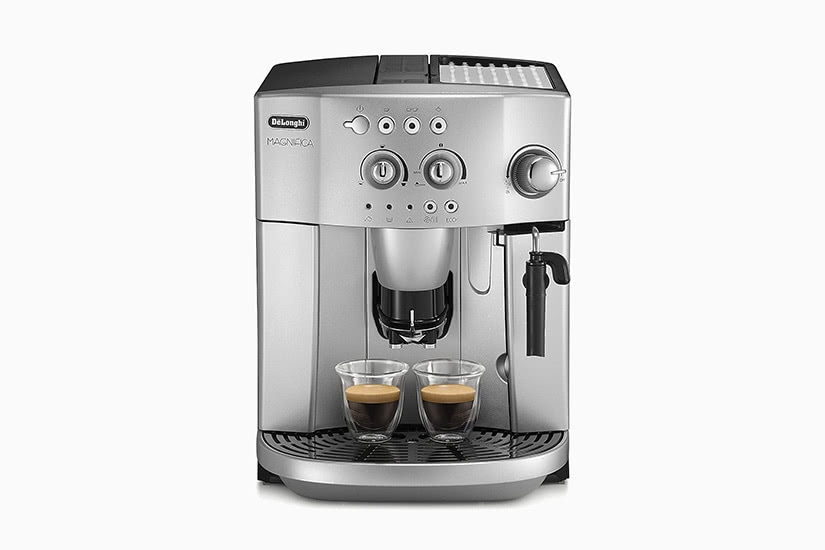DeLonghi espresso maker is the best solution for you